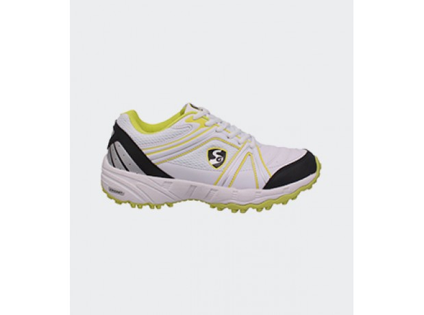 SG STEADLER 5.0 (Lime Green) Cricket Shoes for Men's and Youth