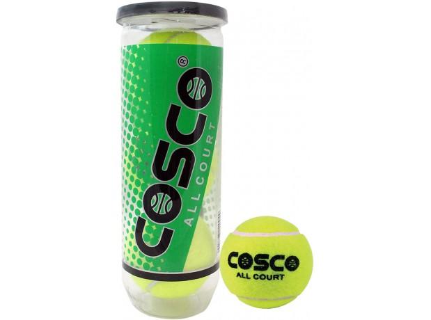 Cosco All Court Tennis Ball