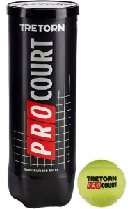 Cosco Tretorn Pro Court Tennis Ball