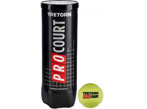 Cosco Tretorn Pro Court Tennis Ball