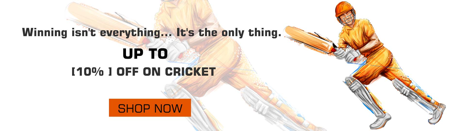 Cricket Discount