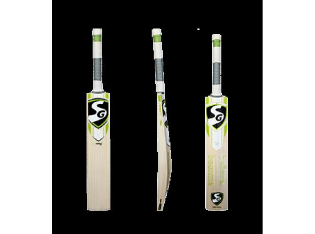 SG Sierra 350 English Willow Cricket Bat, Short Handle